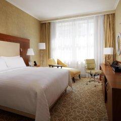 Гостиница Marriott Novy Arbat 5* Номер Делюкс