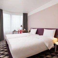 AZIMUT Отель Смоленская Москва 4* Номер SMART Standard с различными типами кроватей фото 4