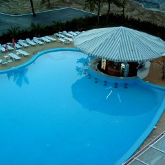 Hotel Korona Солнечный берег бассейн