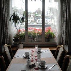 Отель KRONELIMMATQUAI Швейцария, Цюрих - 1 отзыв об отеле, цены и фото номеров - забронировать отель KRONELIMMATQUAI онлайн питание фото 2