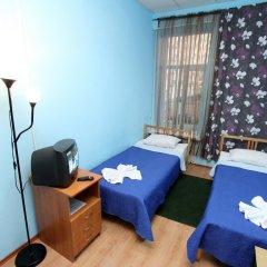 Хостел Геральда Стандартный номер с 2 отдельными кроватями (общая ванная комната) фото 2