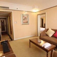 Отель Chongqing Hotel Китай, Пекин - отзывы, цены и фото номеров - забронировать отель Chongqing Hotel онлайн комната для гостей фото 3
