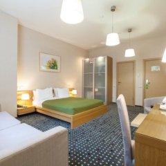 Гостиница Меридиан 3* Номер Премиум двуспальная кровать