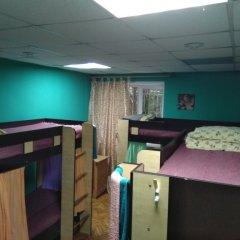 Мини-отель & Хостел Заря Стандартный семейный номер двуспальная кровать фото 3