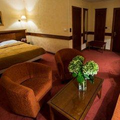 Гостиница Медвежий угол комната для гостей фото 10