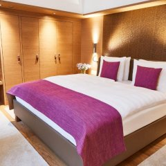 Hotel Vier Jahreszeiten Kempinski München 5* Улучшенный люкс с различными типами кроватей