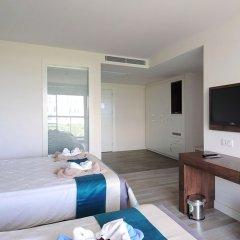 Sentido Gold Island Hotel 5* Стандартный семейный номер с двуспальной кроватью