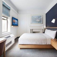 Отель Club Quarters Midtown -Times Square 4* Стандартный номер с различными типами кроватей