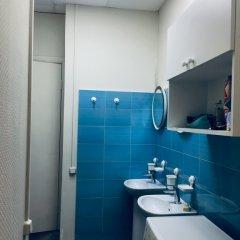 Хостел Пастернак Кровать в общем номере с двухъярусной кроватью фото 11