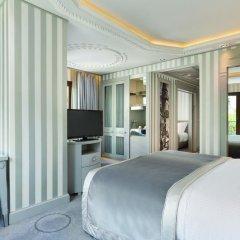 Отель Wyndham Grand Istanbul Kalamis Marina 5* Люкс с различными типами кроватей