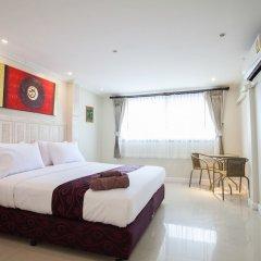 Отель Natural Beach Паттайя комната для гостей фото 19