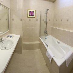 Гостиница Ривьера Хабаровск ванная