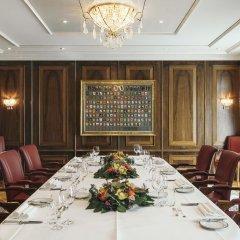 Savoy Hotel Baur en Ville Цюрих помещение для мероприятий фото 2