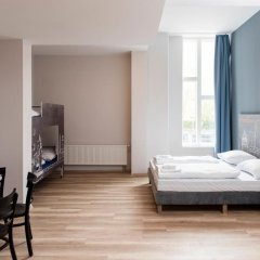 Отель a&o Copenhagen Norrebro Кровать в общем номере с двухъярусной кроватью фото 3