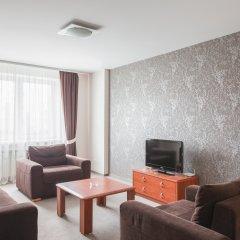 Гостиница Комплекс апартаментов Комфорт Апартаменты с различными типами кроватей фото 15