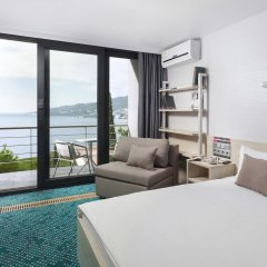 Отель Yalta Intourist Массандра комната для гостей фото 6