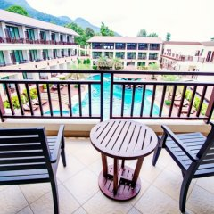 Отель Kacha Resort and Spa Koh Chang 4* Номер Делюкс с различными типами кроватей фото 2
