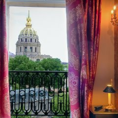 Отель Empereur Франция, Париж - 1 отзыв об отеле, цены и фото номеров - забронировать отель Empereur онлайн балкон фото 2
