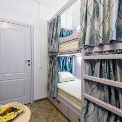 Гостиница Хостелы Рус на Пречистенке Стандартный семейный номер с разными типами кроватей фото 2
