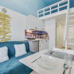 Апартаменты Sokroma Глобус Aparts Студия с различными типами кроватей фото 3
