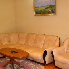 Гостиница Снежинка (Домбай) комната для гостей фото 5