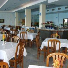 Отель Luca Helios Beach питание