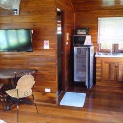 Отель Golden Teak Resort - Baan Sapparot 3* Студия Делюкс с различными типами кроватей
