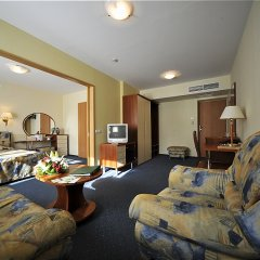 Гостиница Emmaus Volga Club комната для гостей фото 2