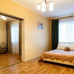 Апартаменты Иркутские Берега Апартаменты с двуспальной кроватью фото 5