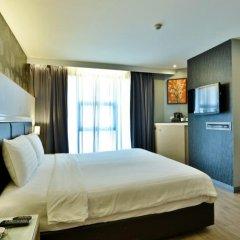 Отель Prestige Suites Bangkok Бангкок комната для гостей фото 3