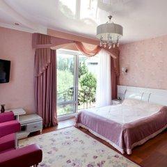 Гостиница Вилла Жемчужина в Понизовке 2 отзыва об отеле, цены и фото номеров - забронировать гостиницу Вилла Жемчужина онлайн Понизовка комната для гостей фото 4