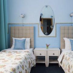 Мини-Отель Искра Стандартный номер разные типы кроватей фото 4