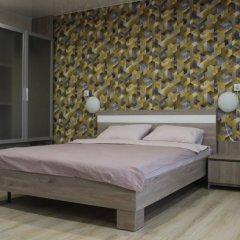 Апартаменты Советская Студия разные типы кроватей фото 3