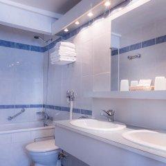 Отель Richmond Opera Париж ванная фото 2