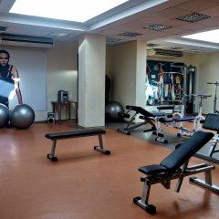 Гостиница Chernoye More Privoz фитнесс-зал