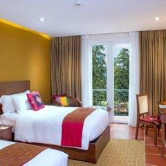 Отель U Sapa Hotel Вьетнам, Шапа - отзывы, цены и фото номеров - забронировать отель U Sapa Hotel онлайн комната для гостей фото 9