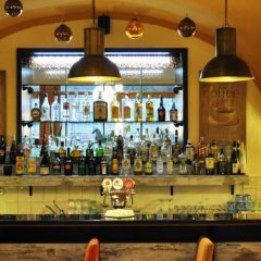 Hotel Chvalská Tvrz гостиничный бар