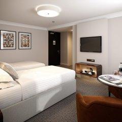 Strand Palace Hotel 4* Улучшенный номер с различными типами кроватей фото 10