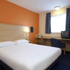 Отель Travelodge Liverpool Docks Hotel Великобритания, Ливерпуль - отзывы, цены и фото номеров - забронировать отель Travelodge Liverpool Docks Hotel онлайн комната для гостей