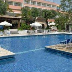 Отель Alexandros Hotel - All Inclusive Греция, Корфу - отзывы, цены и фото номеров - забронировать отель Alexandros Hotel - All Inclusive онлайн бассейн