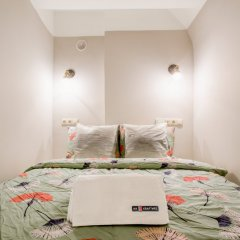 Гостиница ApartVille Улучшенный номер с различными типами кроватей