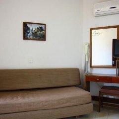 Отель 7 Palms Hotel Apartments Греция, Родос - отзывы, цены и фото номеров - забронировать отель 7 Palms Hotel Apartments онлайн комната для гостей фото 3