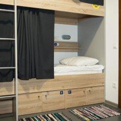 Гостиница Хостелы Рус - Чистые пруды Кровать в женском общем номере с двухъярусной кроватью фото 2