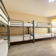 Vegan Bella Vista Hostel Кровать в общем номере двухъярусные кровати фото 10