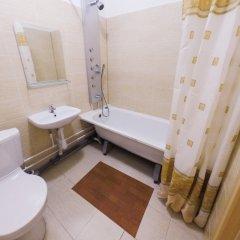 Гостиница Артек в Екатеринбурге 3 отзыва об отеле, цены и фото номеров - забронировать гостиницу Артек онлайн Екатеринбург ванная