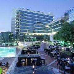 Отель Millennium Dubai Airport ОАЭ, Дубай - 3 отзыва об отеле, цены и фото номеров - забронировать отель Millennium Dubai Airport онлайн вид на фасад фото 4