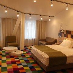 Спектр бизнес-отель Таганская Москва комната для гостей фото 2