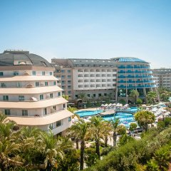 Отель Long Beach Resort & Spa Deluxe - Ultra All Inclusive вид на фасад
