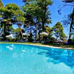 Отель Ionian Blue Garden Suites Греция, Корфу - отзывы, цены и фото номеров - забронировать отель Ionian Blue Garden Suites онлайн бассейн фото 2
