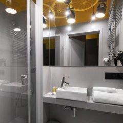Отель Bike Up Aparthotel Польша, Вроцлав - отзывы, цены и фото номеров - забронировать отель Bike Up Aparthotel онлайн ванная фото 2